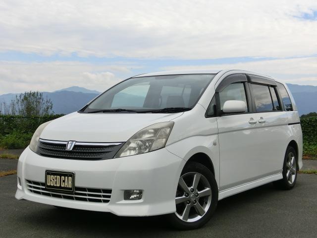 トヨタ プラタナ Gエディション 社外ナビ+TV リヤ両側電動ドア