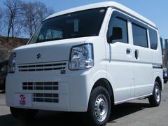 エブリイ4WD キーレス MTモード付きオートマ 届出済未使用車