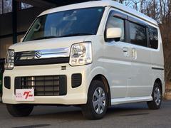 エブリイワゴン車イス移動車 4WD レーダーブレーキサポート リアヒーター