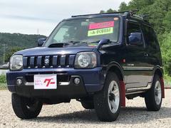 ジムニーランドベンチャー 4WD ターボ キーレス ルーフレール