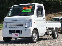 キャリイトラックKC 4WD 5速MT パワステ