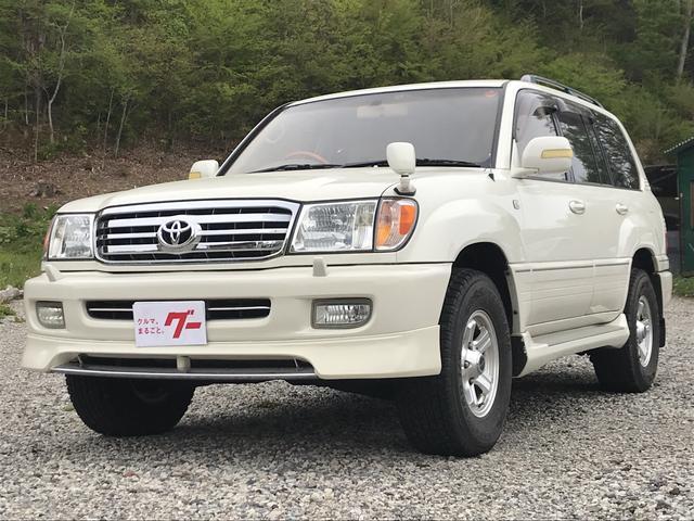 トヨタ VXリミテッド 4WD ナビ 電動レザーシート サンルーフ