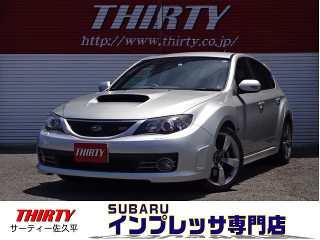 スバル WRX STi 4WD純正RECARO HDDナビTVETC