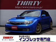 インプレッサWRX STi 4WD BLITZ車高調HKSエアクリーナー