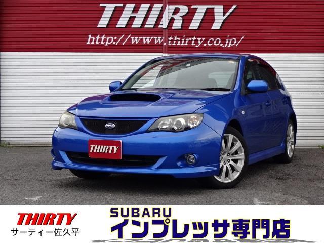 スバル S-GT スポーツパッケージ4WD 新品ナビTV ETC