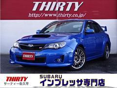 インプレッサWRX STi4WD ワンオーナー 純正RECARO BBS