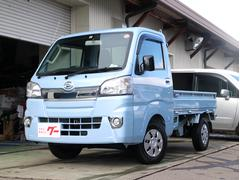 ハイゼットトラックエクストラ 4WD 作業灯 4枚リーフ キーレス フル装備