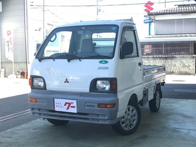 三菱 TS 4WD 5MT 4枚リーフ