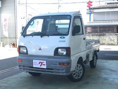 ミニキャブトラックTS 4WD 5MT 4枚リーフ