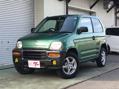 Zターボ 4WD 15インチアルミ CD 車検平成32年3月