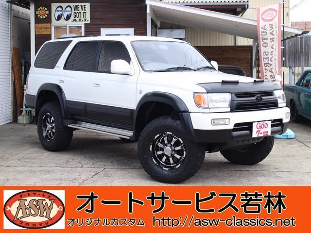 トヨタ SSR-Xリミテッド ワイド 4WD フルセグナビ HID