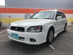 レガシィツーリングワゴンBスポーツ 4WD CD MD ETC オートエアコン