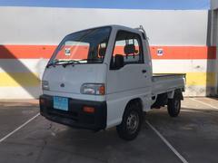 サンバートラック4WD オートマ スーパーチャージャー パワステ