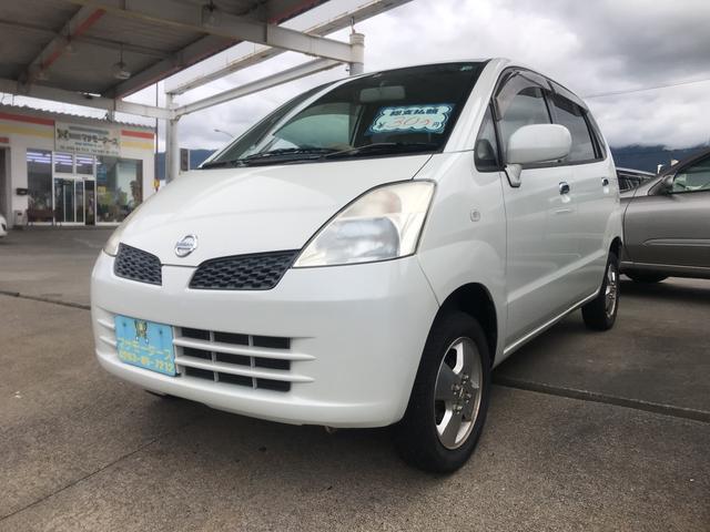 日産 4WD コラムAT CD MD ETC車載器 シートヒーター