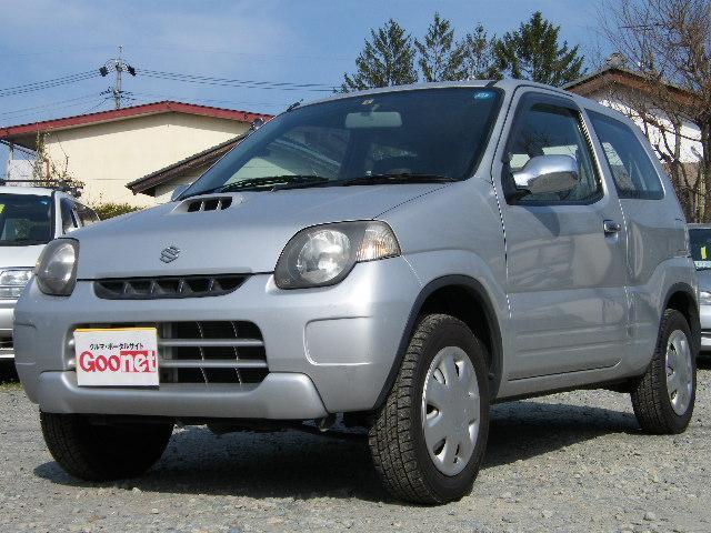 スズキ 4WD キーレス CDオーディオ Wエアバッグ ABS