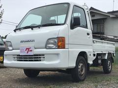 サンバートラックTB 4WD 5速マニュアル エアコン 運転席エアバック