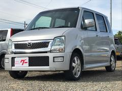 AZワゴンFX−Sスペシャル 4WD ターボ ETC 純正アルミ付き