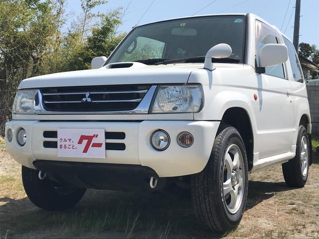 三菱 VR 4WD ターボ 5速MT キーレス ハードタイヤカバー