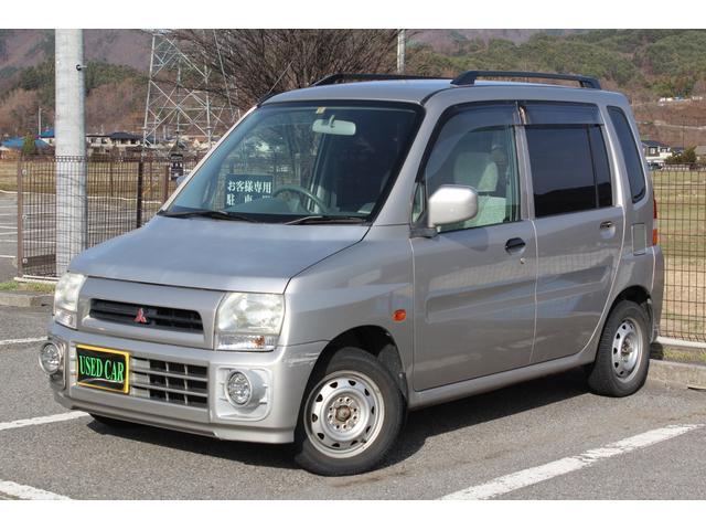三菱 トッポBJ M 4WD 4AT (検32.3)