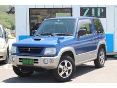 パジェロミニV 4WD ターボ タイミングベルト交換済み