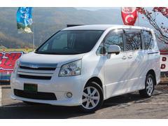 ノアSi ワンオーナー 4WD ナビ 電動ドア HID ETC