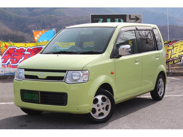 三菱 G 禁煙車 4AT ABS ナビ キーレス ETC 電格ミラ