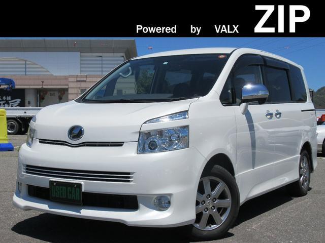 トヨタ ZS 煌 HDDナビ フルセグTV 両側電動スライドドア