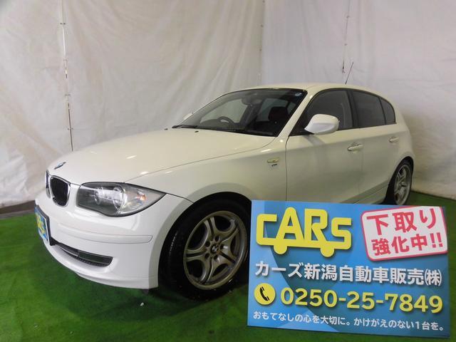 BMW 1シリーズ 116i 純正ナビ ETC付き 17インチアル...