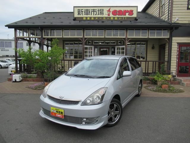 トヨタ X Sパッケージ 4WD HID