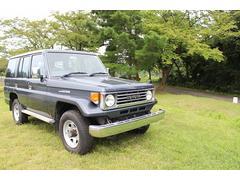 ランドクルーザー70LX ディーゼル 4WD 5速マニュアル