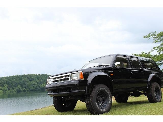 マツダ ベースグレード 4WD