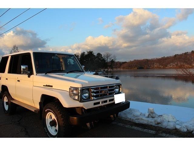 トヨタ LX ディーゼル 4WD