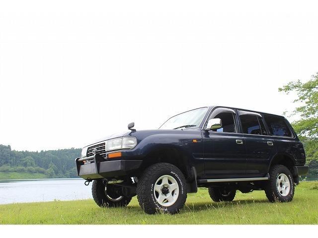 トヨタ GX ディーゼル 4WD