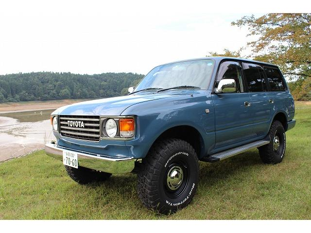 「トヨタ」「ランドクルーザー80」「SUV・クロカン」「新潟県」の中古車