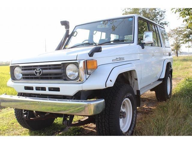 ZX ディーゼル 4WD