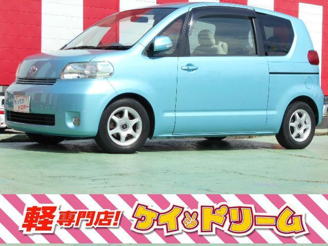 トヨタ 150r Gパッケージ ナビ片側Pスラ社外14AWキーレス