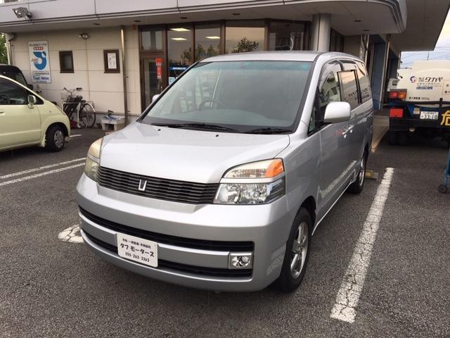 トヨタ V 電動スライド ワンオーナー 記録簿 HIDライト