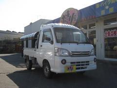 ハイゼットトラックジャンボ 4WD 5速MT HDDナビ