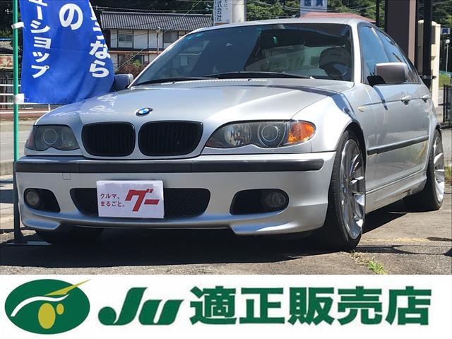 BMW 320i Mスポーツパッケージ 左ハンドル ETC DVD