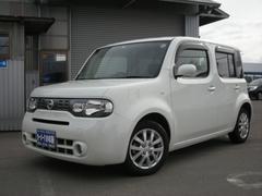 キューブ15X FOUR Vセレクション 4WD ナビTV ETC