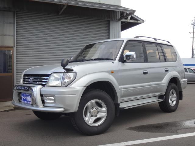 トヨタ TXリミテッド 4WD DVDナビ ETC アルミ キーレス
