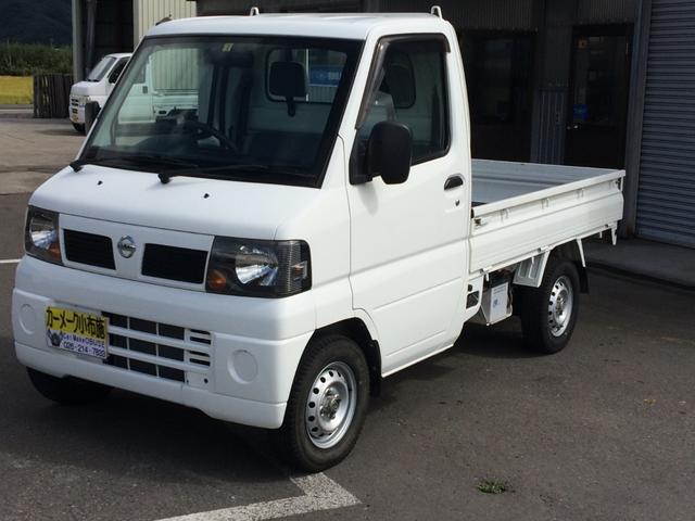 日産 SD 4WD 5速マニュアル パワステ