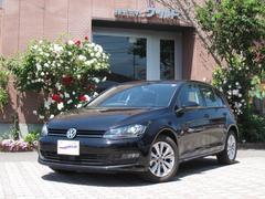VW ゴルフTSIコンフォートライン ターボ 禁煙車 ワンオーナー