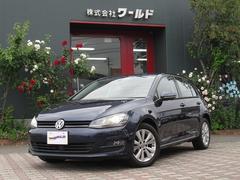VW ゴルフTSIコンフォートラインデアエアステBモーションテク