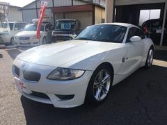 BMW Z4Mクーペ 6速マニュアル
