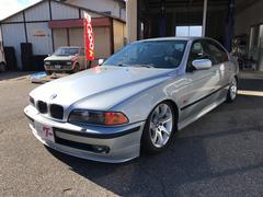 BMW528i SDナビ フルセグTV ETC 禁煙車 車高調