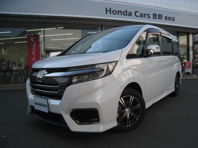 ホンダ スパーダ・クールスピリット ホンダセンシング 4WD ナビ