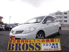 ティーダ15M 関東仕入 ワンオーナー メモリーナビ 地デジ
