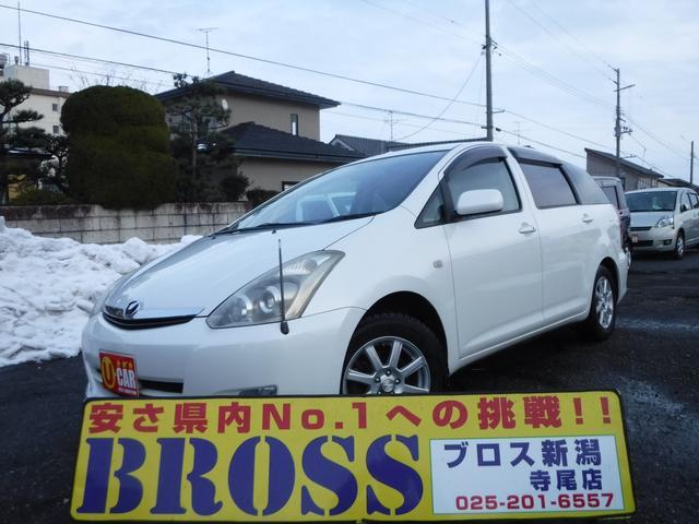 トヨタ G 社外ナビ フルセグ HIDライト ETC