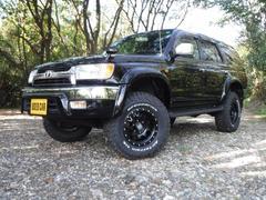 ハイラックスサーフSSR−V ブラックナビゲーター 4WD リフトUP